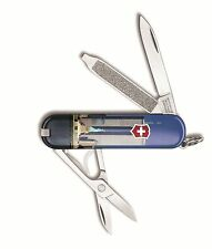 Victorinox Swiss Army Key Chain Knife Classic Ltd Ed - World Trade Center