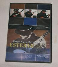 Esteban Instructional DVD Midnight Legacy Electric Guitar