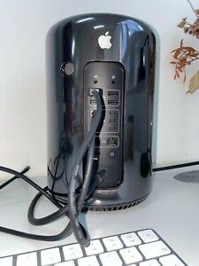 Apple Mac Pro 2.7GHz 12-core, dual AMD FirePro D700, 64GB (4 x 16GB)