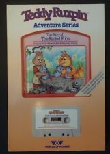 Teddy Ruxpin Adventure Series - Story of The Faded Fobs Book & Cassette - Nib