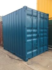 HIRE 10ft/3m long approx 9'6 High shipping container/Portable storage shed