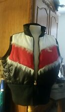 Apple Bottom   INSULATED Vest 2X/2TG.   BEAUTIFUL PREOWNED  nice big size warm