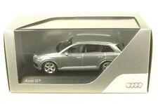 Audi Q7 Año Fabricación 2015 Florett Silber 1 43 Spark