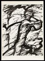 Kunst in der DDR, 1984. Lithographie Frank HERRMANN (*1955 D), handsigniert