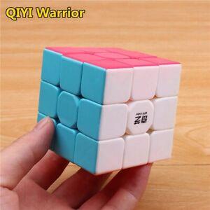 Full Size Speed Rubix Cube Smooth Magic Puzzle Rubic Twist Gift Toy 3x3 Rubiks