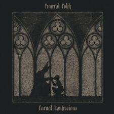 FVNERAL FVKK - Carnal Confessions (NEW*LIM.CD ED.*EPIC DOOM METAL KILLER*WARNING