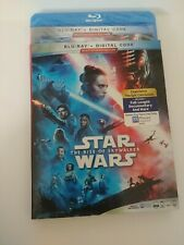 New ListingStar Wars: The Rise of Skywalker (Blu-ray, 2020) + Digital code