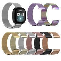 Bracelet de montre de remplacement pour bracelet de montre Fitbit Versa3 / Sens