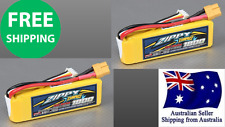 2 Pack ZIPPY COMPACT 1800mAh 3S 25C 11.1v XT60 LIPO Battery RC Plane Helicopter