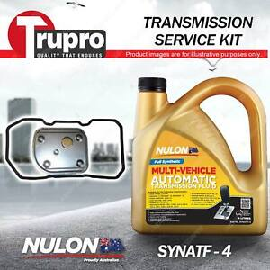SYNATF Transmission Oil + Filter Service Kit for Mercedes Benz A-Class B-Class