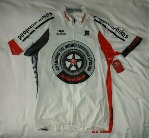 Men's Sugoi RS Cycling Jersey  Size XL