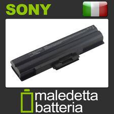 Batteria SENZA CD 10.8-11.1V 5200mAh EQUIVALENTE Sony VGP-BPS21A