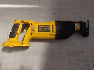 Dewalt DC360 18V reciprocating saw