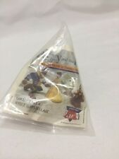 Disney's Beauty and the Beast Burger King Toy Chip Teacup New in Plastic