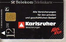 Tarjeta telefónica Alemania s 2/1994 reciben bien + intacta (interno: 1937)
