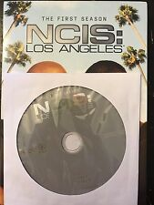 NCIS: Los Angeles - Season 1, Disc 6 REPLACEMENT DISC (not full season)