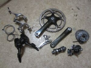 Campagnolo Record groupset 10 speed