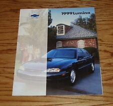 Original 1999 Chevrolet Lumina Sales Brochure 99 Chevy