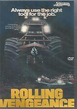 ROLLING VENGEANCE 1987  Don Michael Paul, Ned Beatty, Lisa Howard