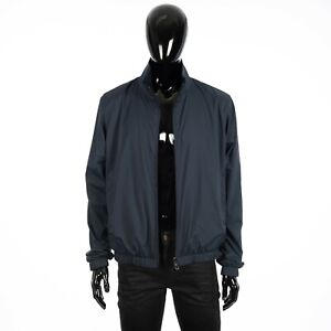 LORO PIANA 2695$ Windmate Reversible Bomber In Technical Fabric Storm System