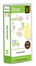 *New* NEW ARRIVAL Baby Shower Stork Cricut Cartridge Factory Sealed Free Ship