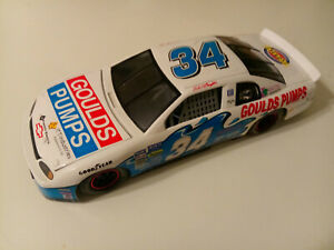 RACING CHAMPIONS 1998 MIKE McLAUGHLIN #34 CHEVY GOULDS PUMPS NASCAR 1:18