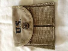WWII M1 Carbine US .30 Butt stock Cartridge Belt
