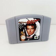 GoldenEye 007 (Nintendo 64, 1997) N64 Game