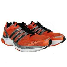 Mens adidas SUPERNOVA Sequence 4M Trainers Orange Silver White UK Size 19 S14
