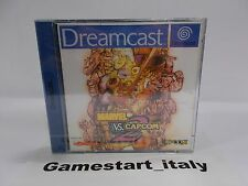 Marvel VS Capcom 2 (sega Dreamcast) PAL Version