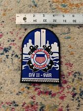 US Coast Guard Auxiliary Div II-9WR Patch