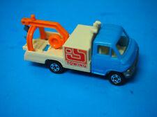 TOMICA M-10 TOYOTA DYNA JAF Tow Truck TOMY DIECAST CAR
