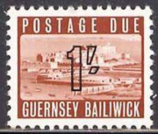 GB-Guernsey 1969 Postage Due set Sc# J1-7 NH