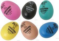 1 Stück Chicken Shaker - Chicken Egg Maraca - Rassel - Ei - kw