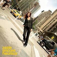 ZAZIE ENCORE HEUREUX RARE 12 TITRES  EDITION 2 CD BONUS TRACK