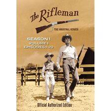 The Rifleman: Season 1, Vol. 1 (DVD, 2014, 4-Disc Set)