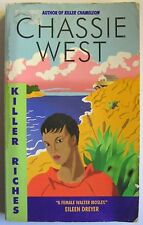 KILLER RICHES BOOK NOVEL PAPERBACK By Chassie West