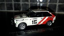 Ford Fiesta MK1 1600 Group 2 Roger Clark Monte Carlo Rally 1979 1/43rd Neo WRC
