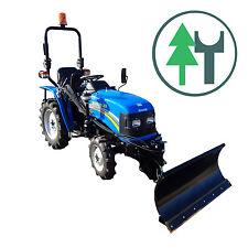 Klein-Traktor SOLIS 20 20PS Allrad hydraulisches Schneeschild 1,20m KFZ-Brief