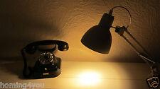 Scheibtisch Lampe Arbeitsleuchte Werkstattlampe Wandlampe Tisch