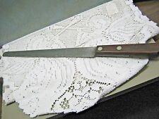 """Vintage TRIPOLI Milwaukee Salmon/Roast Knife Approx. 15 1/2"""""""
