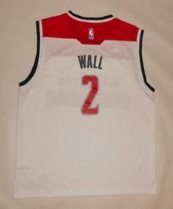 BASKETBALL SHIRT NBA ADIDAS WASHINGTON WIZARDS - WALL #2 (L) Jersey Trikot