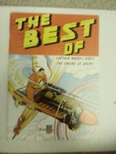 """THE BEST OF CAPTAIN MARVEL"" / Reprints of Golden Age Capt. Marvel Stories 1975"