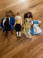 New listing Beauty And The Beast Mattel Dolls