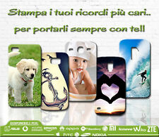 CUSTODIA COVER PERSONALIZZATA STAMPA FOTORICORDO CELL SAMSUNG GALAXY NEXUS I9250