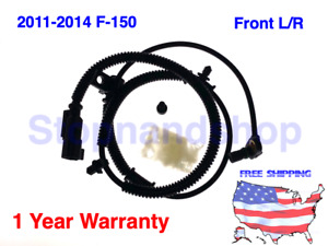 NEW ABS WHEEL SPEED SENSOR for 2011 - 2014 Ford F-150 F150 Front Left / Right