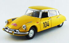 Citroen DS19 107th Monte Carlo 1962 Maurel / Courbe 1:43 Model RIO4450 RIO