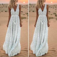 promo code 755ff 4b6d7 Weiße lange Damenkleider günstig kaufen | eBay