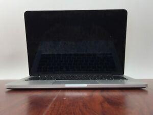 "UNTOUCHED As-Is For Parts/Repair Broken RETINA Apple MacBook Pro 13"" 8GB RAM SSD"