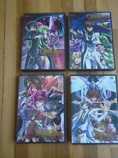 Code Geass Lelouch of the Rebellion: R2 Part 1-4 DVD, 2009, 8-Disc Complete Set
